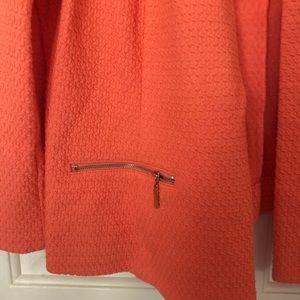 b36fbfd0d4b9 Alfani Jackets   Coats - ALFANI Georgia Peach - Textured Blazer Size 12 NEW